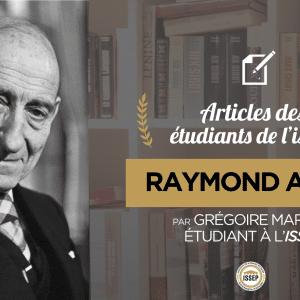 Article d'Histoire des idées politiques : Raymond Aron