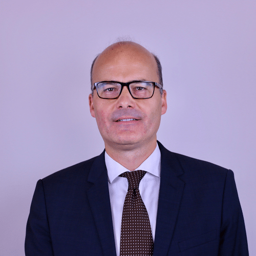 Michel Collin, professeur à l'ISSEP