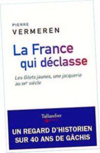 couverture La France qui déclasse