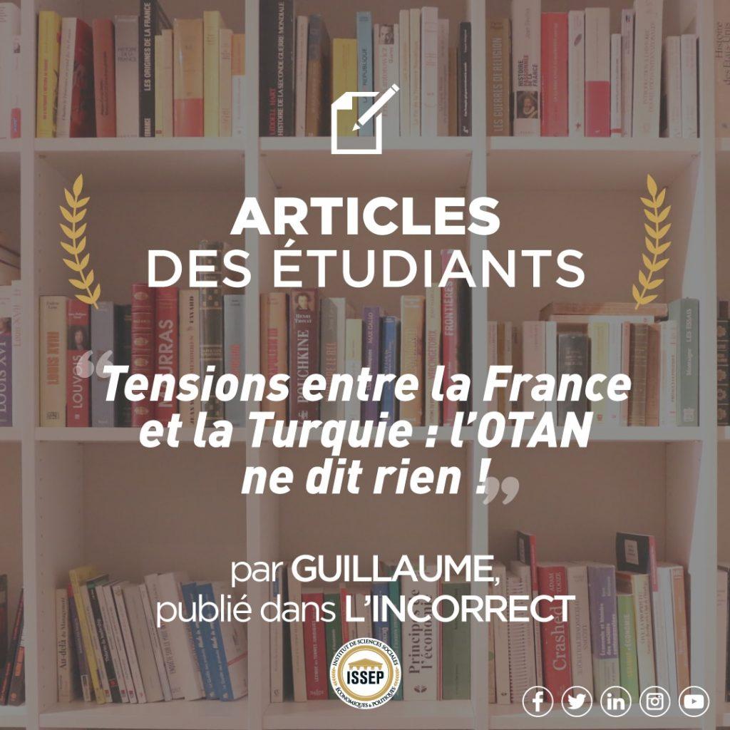 article_etudiant_Guillaume_Incorrect_OTAN_Turquie