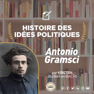 Article d'Histoire des idées politiques : Antonio Gramsci