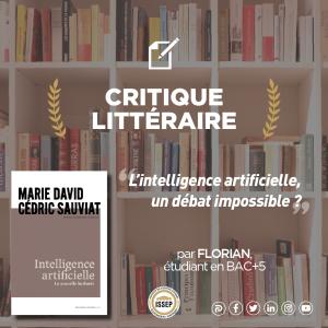 Critique littéraire | L'intelligence artificielle, un débat impossible ?