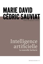couverture l'intelligence artificielle, la nouvelle barbarie