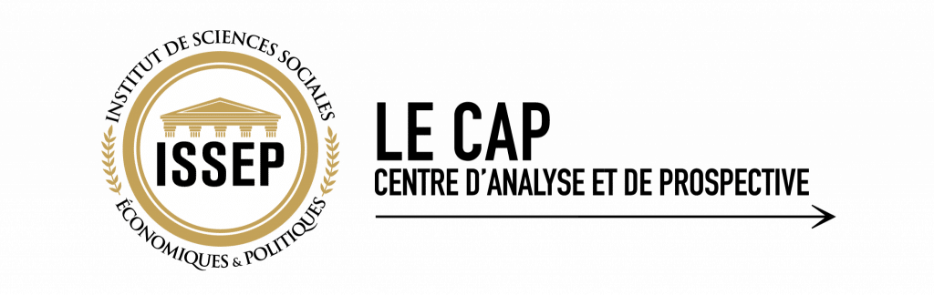 Logo CAP ISSEP