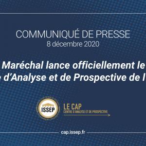 Marion Maréchal lance officiellement le CAP, le Centre d'Analyse et de Prospective de l'ISSEP
