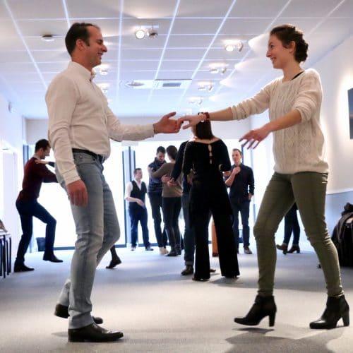 Cours de danse ISSEP