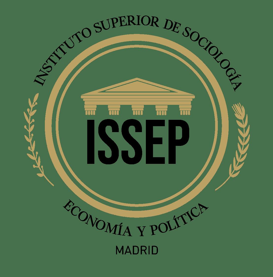 ISSEP Madrid logo