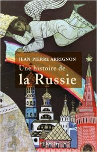 Une histoire de la Russie couverture - Critique littéraire de l'ISSEP