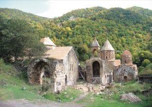 Monastère de Dadivank - Arménie