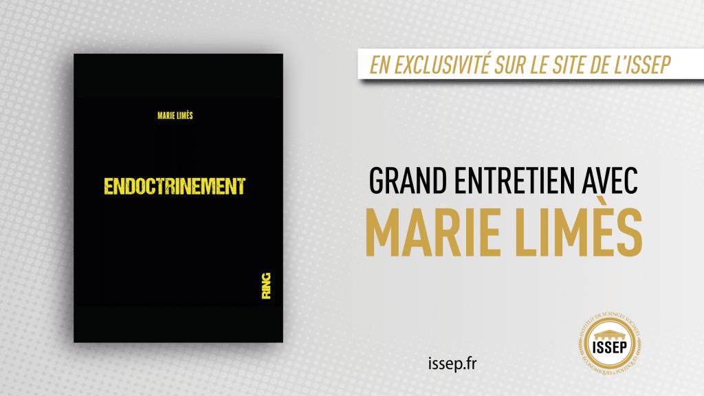 Grand entretien avec Marie Limès