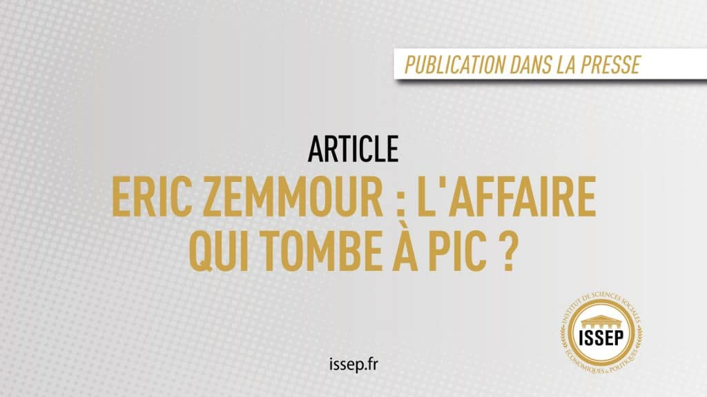 article zemmour incorrect